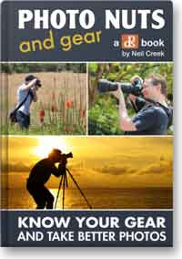 Photo Nuts and Gear Cover